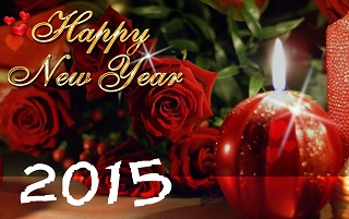 سال نو میلادی به همه هنرجویان آموزش کاشت ناخن مبارک